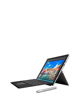 microsoft-surface-pro-4-intelreg-coretrade-i7-processor-8gb-ram-256gb-storage-wi-fi-123-inch-tablet-with-black-type-cover