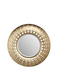 arthouse-gunmetal-holed-round-mirror
