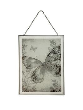 ideal-home-mineral-butterfly-framed-glass-with-print