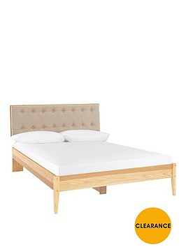 sorrento-double-bed-with-optional-mattress