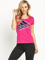 ADIDAS GRAPHIC T SHIRT (SPECIAL BUY)