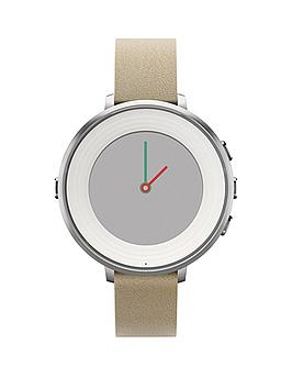 pebble-round-silver-stone-smart-watch