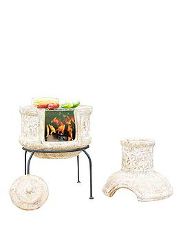 la-hacienda-star-flower-split-chimeneanbspwith-cooking-grillnbsp