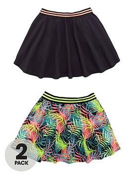 v-by-very-girls-sporty-essentials-skirts-2-pack