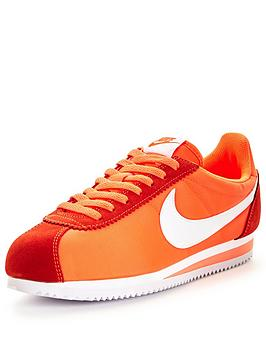 nike-classic-cortez-nylon-fashion-shoe-orangenbsp