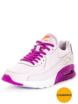 nike-air-max-90-ultra-essential-lifestyle-shoes-lilacpinknbsp
