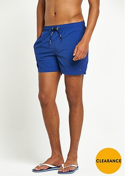 hilfiger-denim-solid-swim-shorts