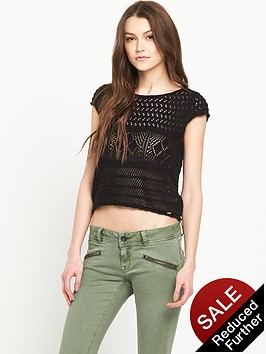 superdry-alexis-crochet-knit-top