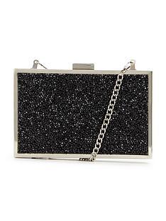 miss-kg-glitter-clutch-bag