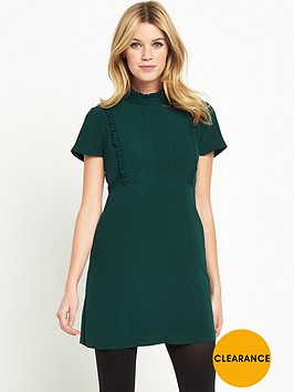 v-by-very-high-neck-ruffle-tea-dress