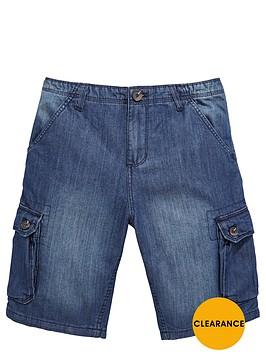 v-by-very-boys-denim-cargo-shorts