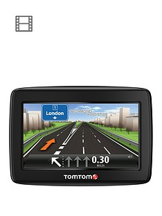 tomtom-start-20-m-43-inch-sat-nav-with-lifetime-maps-of-uk-amp-ireland-including-free-carry-case