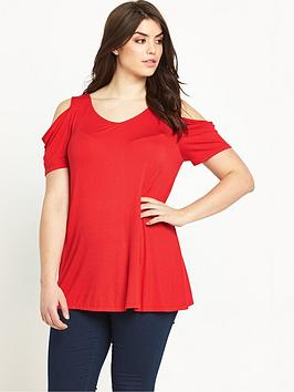 so-fabulous-cold-shoulder-jersey-top