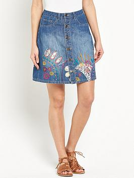 joe-browns-denim-button-through-skirt