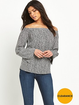 v-by-very-bardotnbsplong-sleeve-top