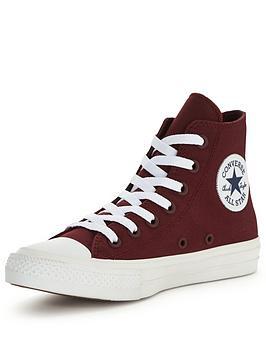 converse-chuck-taylor-all-star-ii-evergreen-hi-tops