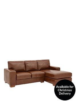 huntington-italian-leather-right-hand-corner-chaise-sofa