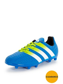 adidas-junior-ace-163-firm-ground-football-boots-blue