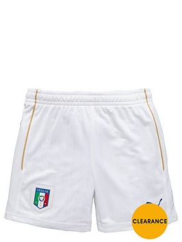 puma-italy-junior-2016-home-shorts