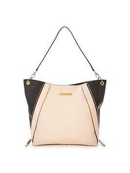 little-mistress-colour-block-shoulder-bag