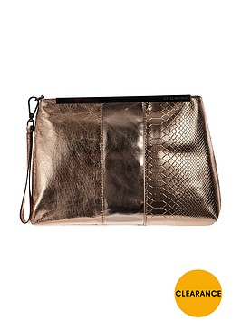 little-mistress-metallic-clutch-bag