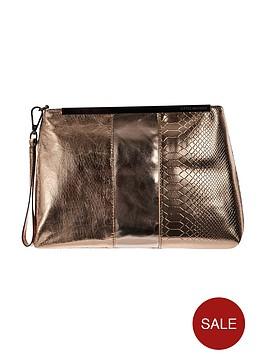 little-mistress-metallic-clutch-bag