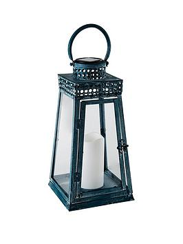 blue-weathered-solar-lantern-large