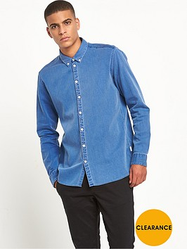 minimum-warton-long-sleeved-shirt