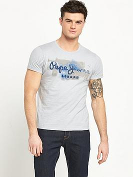 pepe-jeans-miles-golders-tshirt