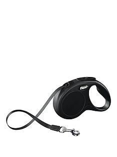 rosewood-classic-retractable-lead-small-5m-black