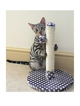 rosewood-grey-amp-cream-spot-dijon-cat-scratching-post