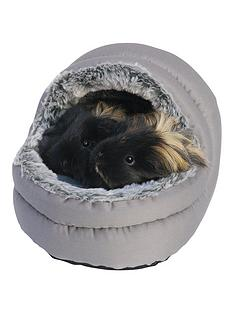 rosewood-two-way-hooded-small-animal-bed