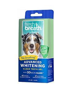 rosewood-tropiclean-advanced-whitening-039no-brush039-fresh-breath-amp-teeth-clean-gel-kit-118ml