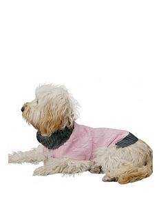 rosewood-pink-cable-knit-amp-fur-trim-jumper-medium-38cm