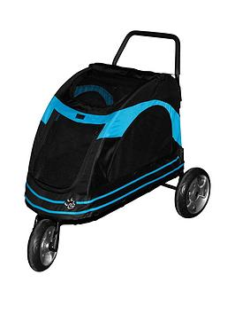 rosewood-pet-stroller-at3-roadster