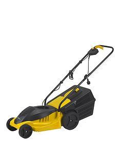 precision-1000w-lawn-mower