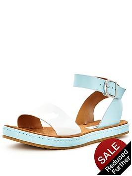 clarks-romantic-moon-leather-flat-sandal