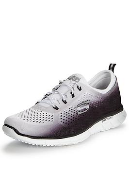 skechers-glider-fearless-lace-up-trainer