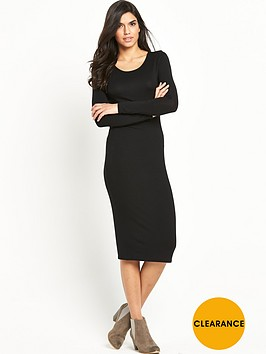 v-by-very-ls-jersey-midi-dress