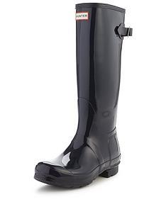 hunter-hunter-original-back-adjustable-tall-gloss-welly