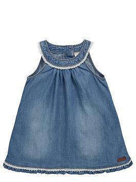 name-it-girls-denim-lace-trim-dress