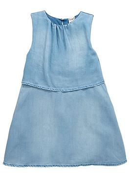name-it-girls-double-layer-denim-dress