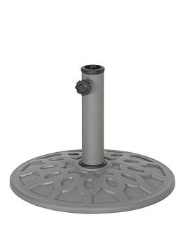 9kgnbspplatinum-silver-resin-base
