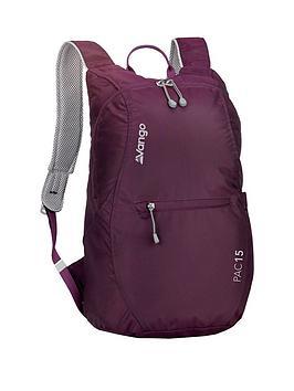 vango-pac-15-litre-travel-ruck