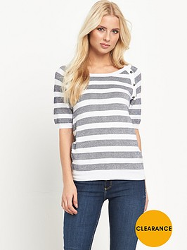 v-by-very-stripe-button-detail-jumpernbsp