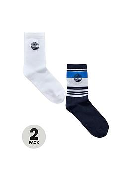 timberland-boys-ankle-socks-2-pack