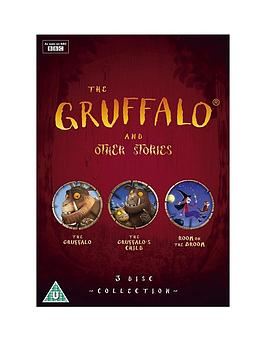 the-gruffalo-and-other-stories-dvd