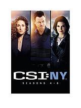 CSI: New York Season 4-6 Boxset