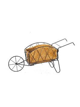 smart-garden-metal-wheelbarrow-planter