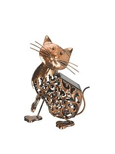 smart-solar-metal-solar-cat-light